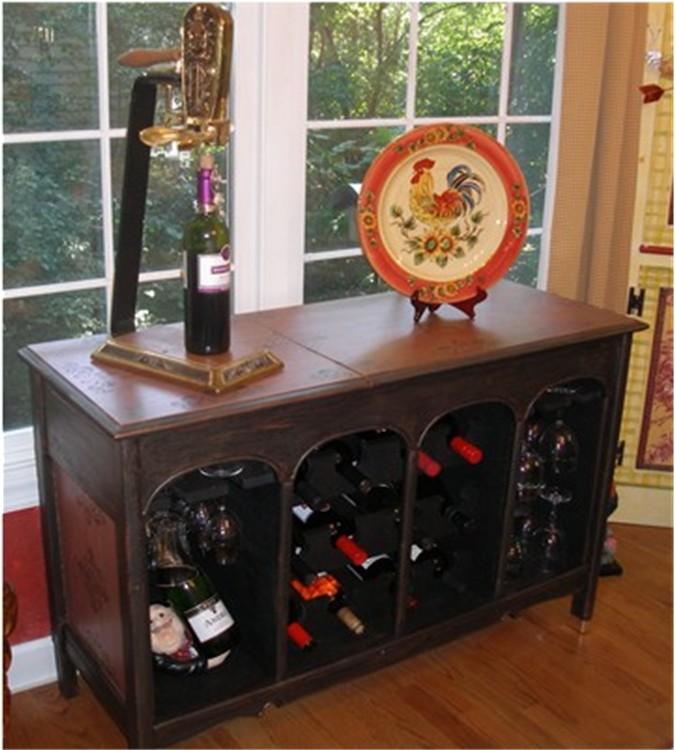 Download Wine Rack Buffet Plans Plans Free Prepare Medieval